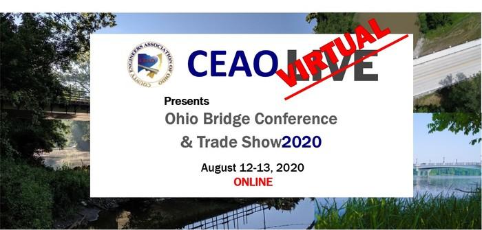 Ohio Bridge Conference virtual logo